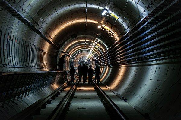 тоннельные конструкции